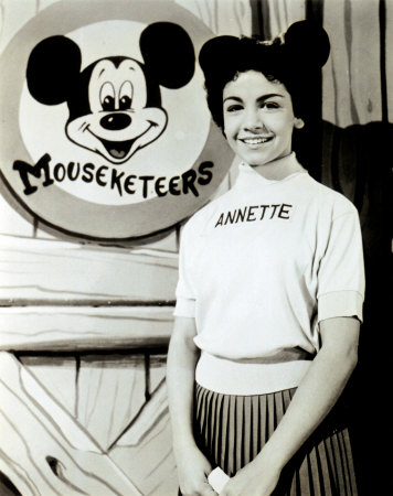 annette funicello as she