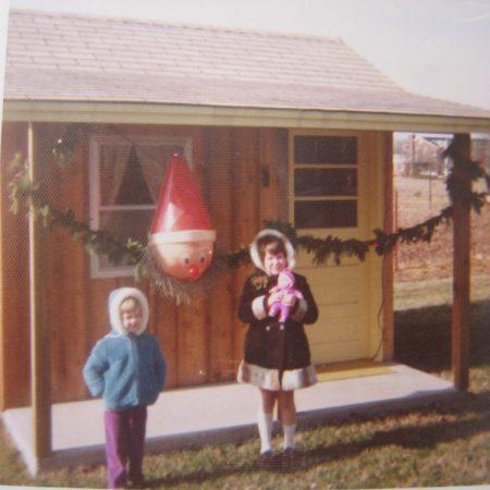 playhouse 1970s Christmas