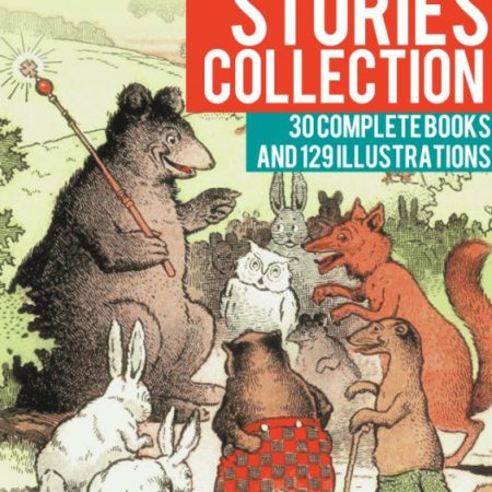 Thornton Burgess Nature Stories Collection