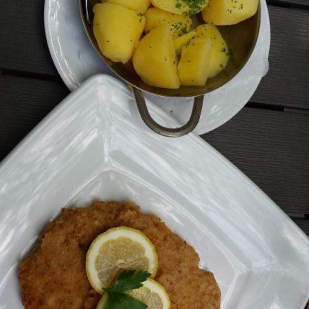 Germany schnitzel