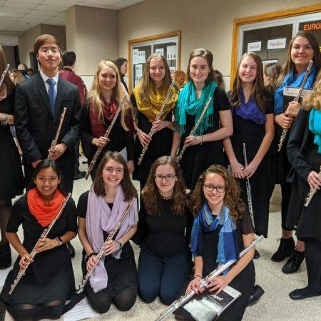 ISSMA state 2020 flute choir
